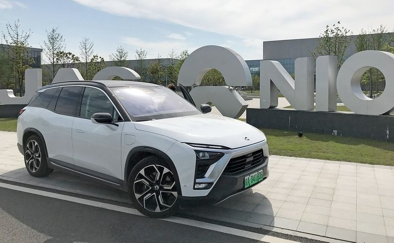 Nio is beginning to see deliveries take off.