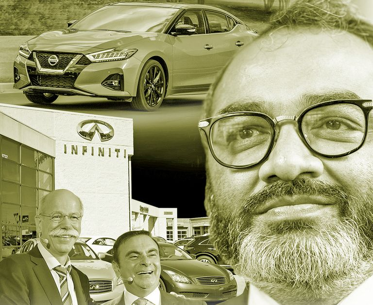 Nissan plots an Infiniti reboot to cap revival