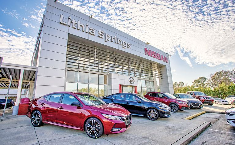 A step in right direction for Nissan dealers