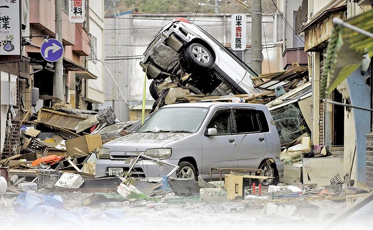 A tale of two earthquakes: In Japan, some lessons learned, others deferred