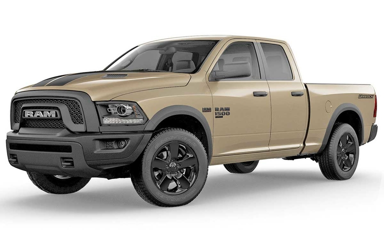 Ram truck captures youth vote