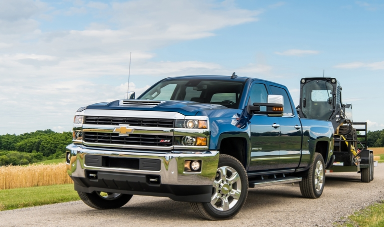 GM recalls 160K pickups in Canada for fire risk; no decision on U.S. recall