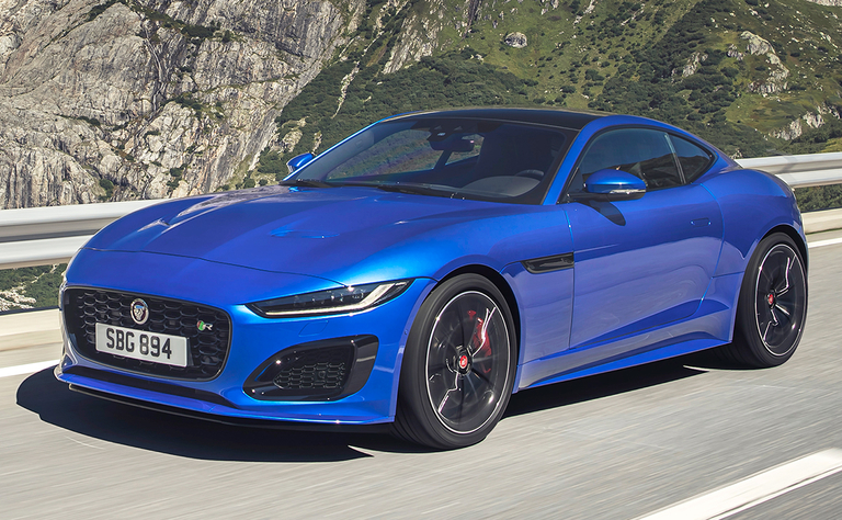 Jaguar gives F-Type sleeker look and a boost in power