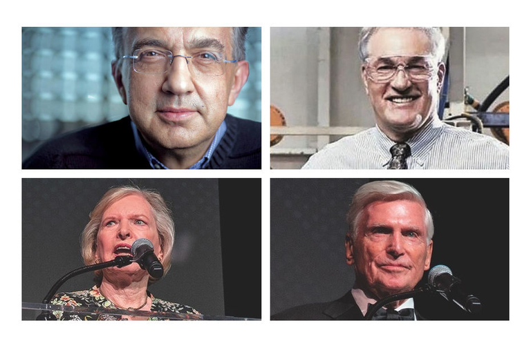2019 Automotive Hall of Fame: Class of the titans