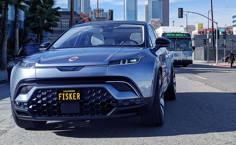 Fisker the latest EV maker eyeing deal to go public, report says