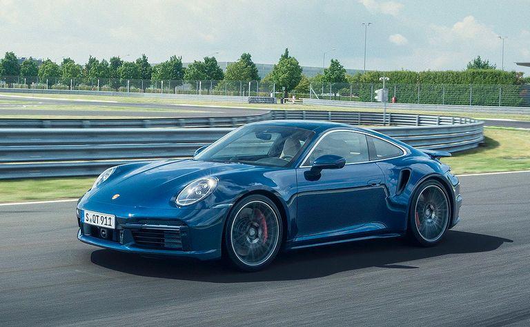 2021 Porsche 911 Turbo: 'Aces all around'