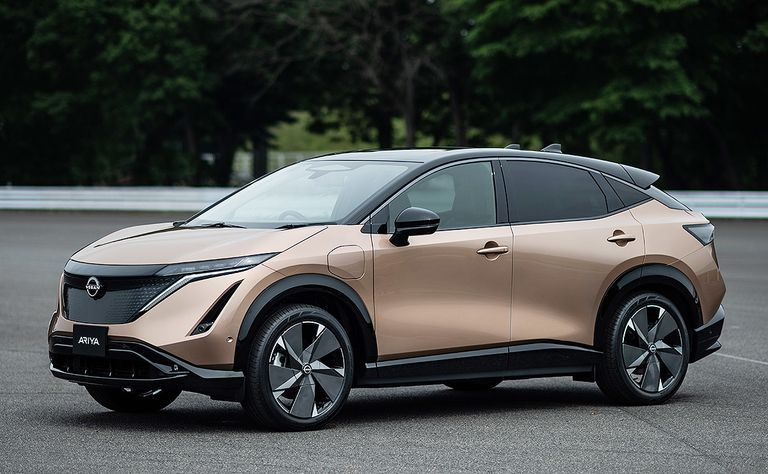 Nissan focuses on powertrains, adds EV