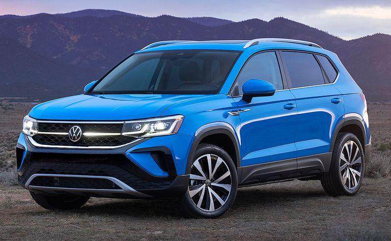 VW Taos crossover
