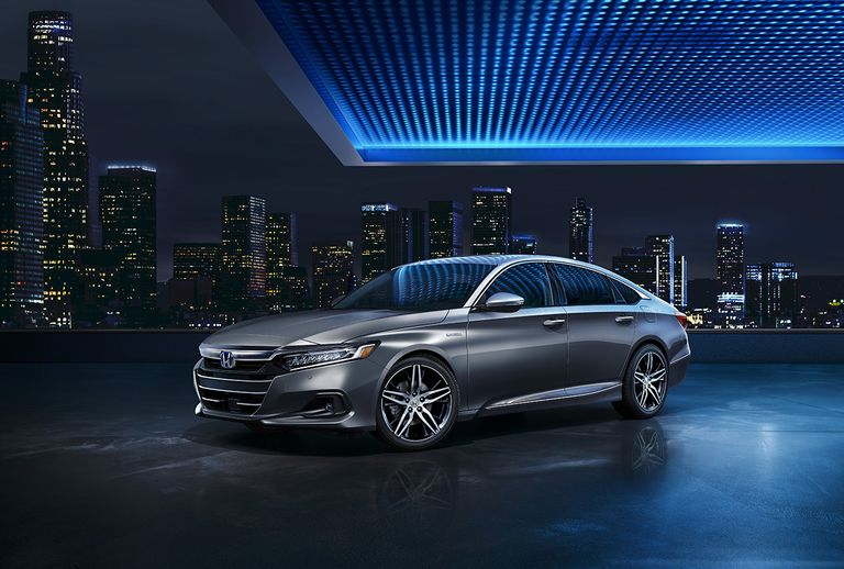 Honda Accord updates focus on front end, hybrid model