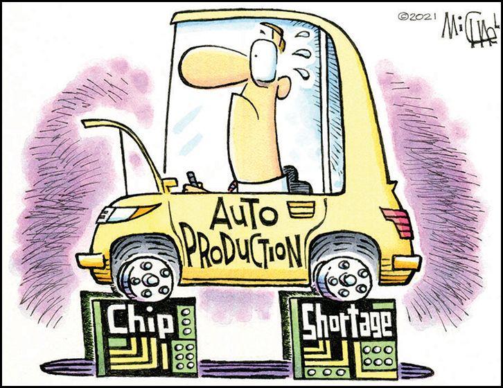 Cartoons   Automotive News