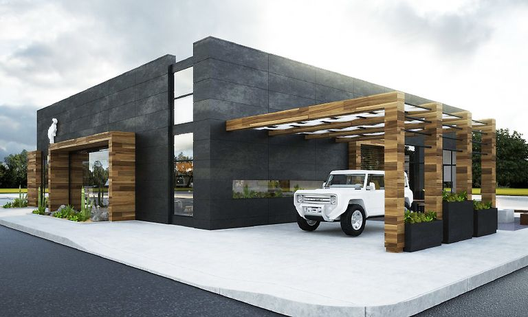 A standalone showroom is one optional improvement dealers can choose to show off theSUV line. Those who do get a slight increase in Bronco allocation.