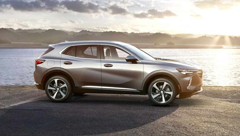 Car-free Buick to expand utility lineup