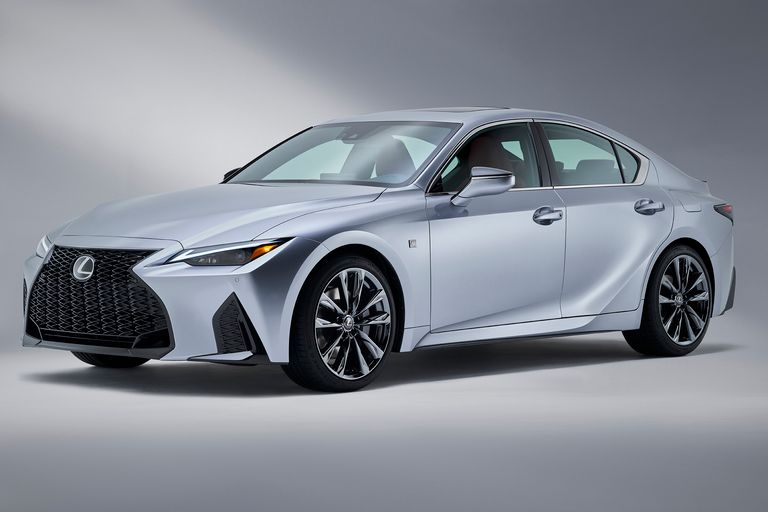 ICYMI: Watch the all-new 2021 Lexus IS reveal