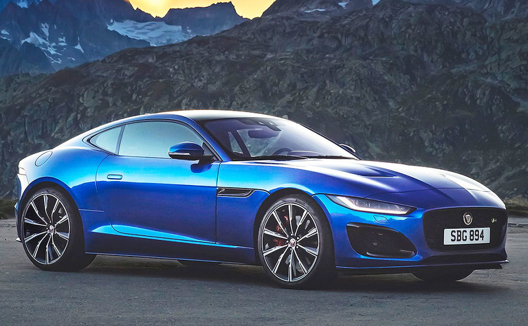 2021 Jaguar F-Type: A bewitching beauty with more personality, power