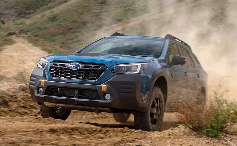 Subaru beefs up 2022 Outback with Wilderness trim