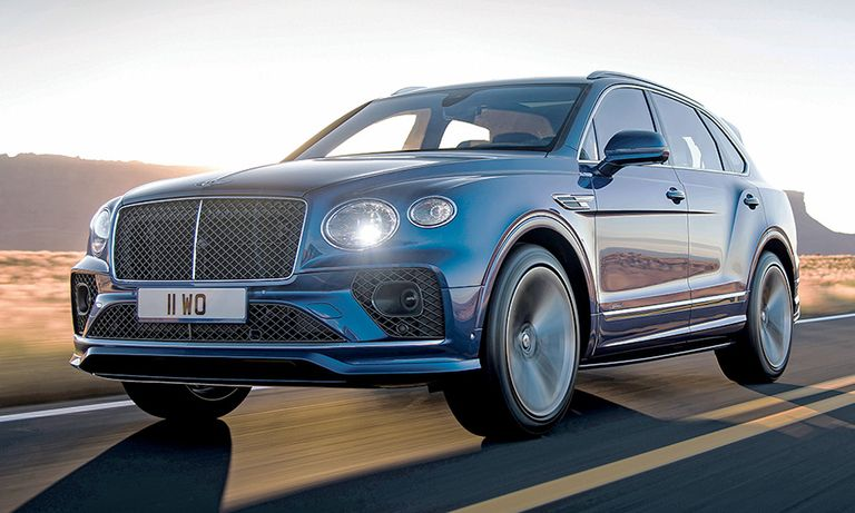 JUST ARRIVED: 2021 Bentley Bentayga