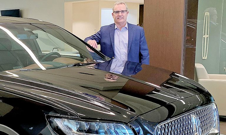 Gaining visibility crucial for Lincoln dealers