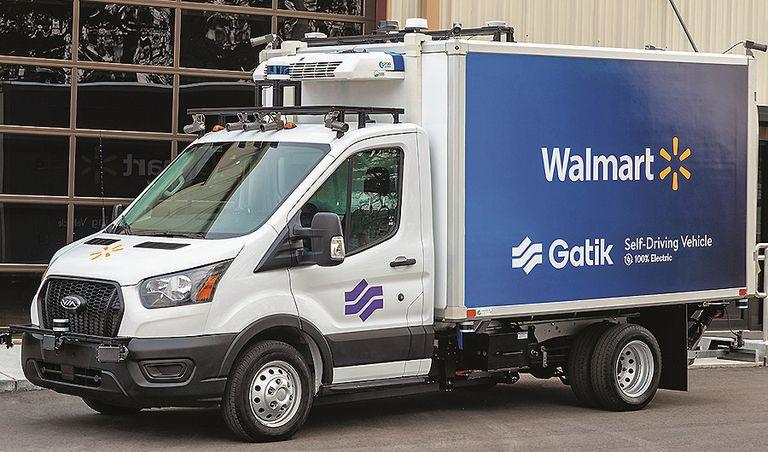 Gatik capitalizes on growing demand for shorter-distance deliveries