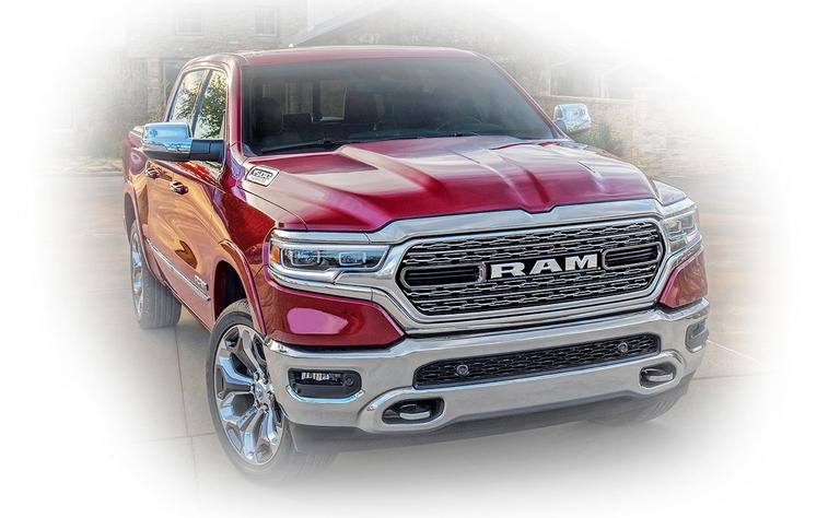 2020 Ram