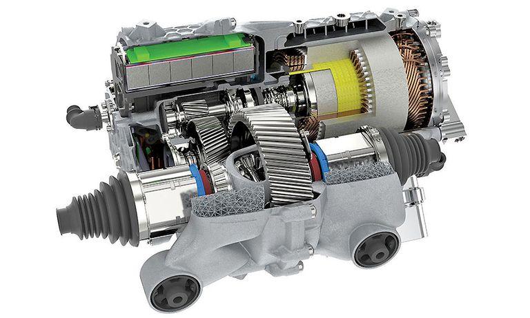 3D-printing a Porsche: Making concepts matter