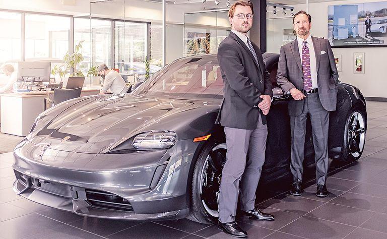 Porsche dealership has the answers 24/7