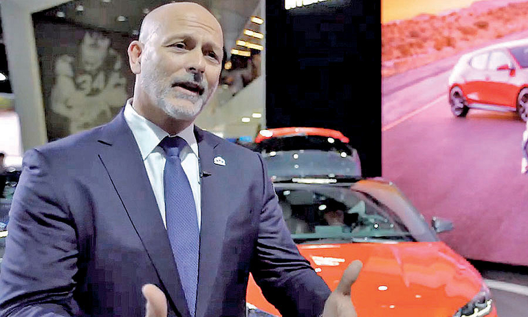 Coming off a banner year, it's a good time to be Hyundai dealer