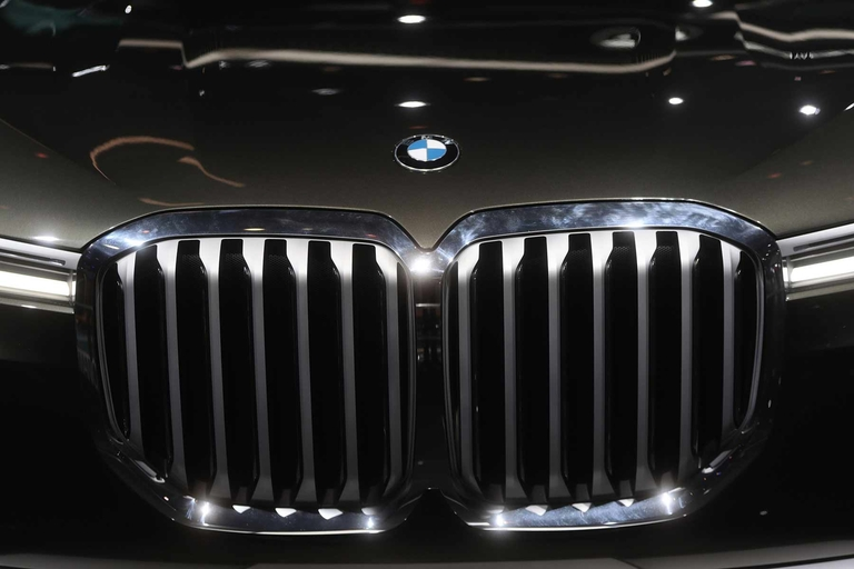 LUXE: BMW tops Mercedes by just 34 units in tightening race