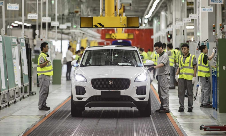Jaguar Land Rover CEO outlines revival plan