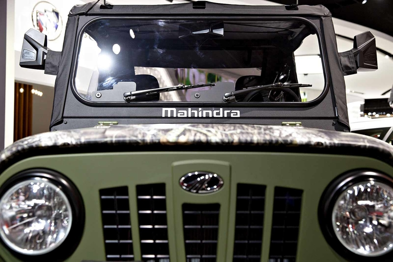 In blow to Jeep, Mahindra gets clearance to sell new Roxors