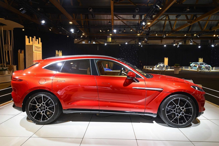 Aston Martin's pivotal SUV launch hinges on 'Chinese' prayer