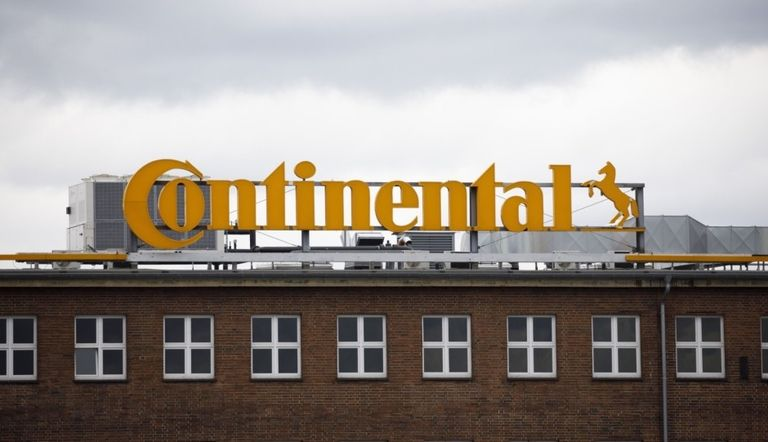 Exterior of a Continental facility
