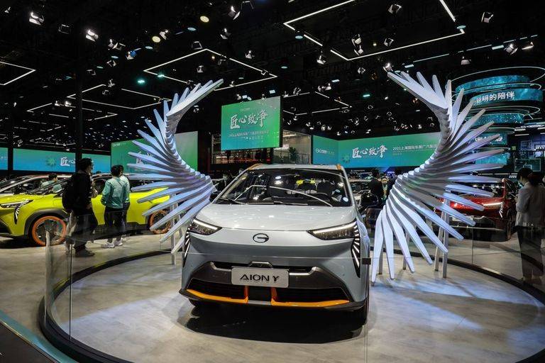 From cutesy to cutting edge, China has an EV for everyone