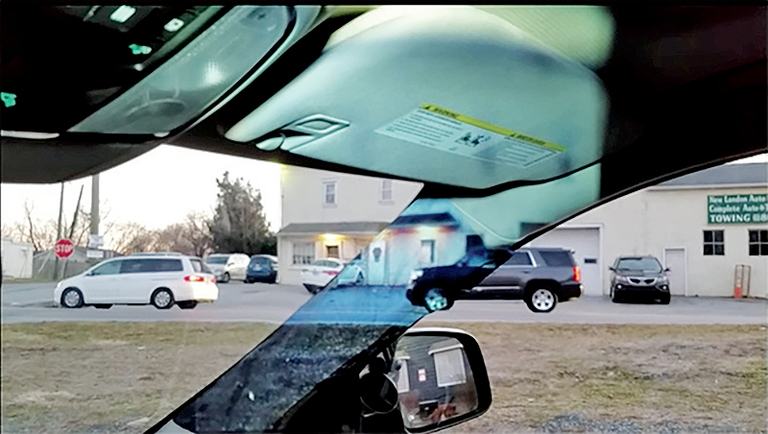 Teen's blind-spot solution clearly the winner