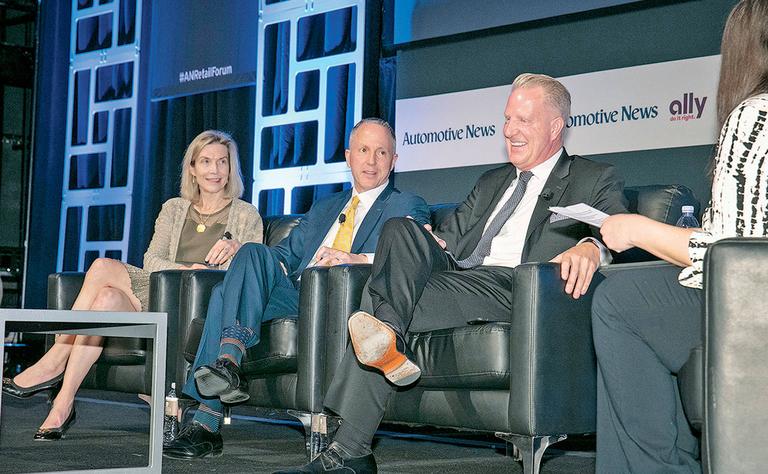 Balance technology with human factor, panel says