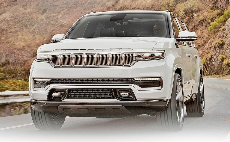 Gilles: Faux wood on new Jeep would be a nightmare