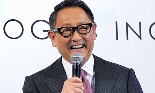 Akio's advice: Don't worry, be happy