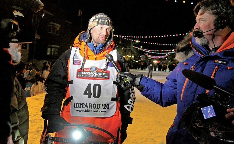 No Ram pickup for Iditarod winner this year