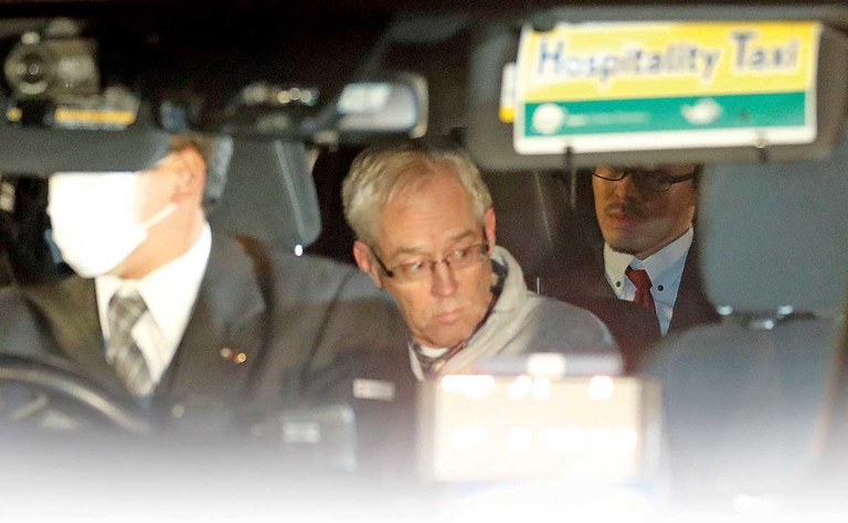 Support grows for retired U.S. Nissan exec arrested in Japan