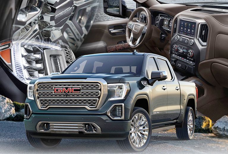 GMC's new pickup focus: Luxury that's down to earth