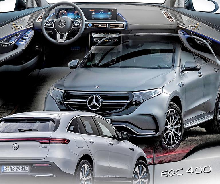 New EU emissions rules to delay Mercedes EV in U.S.