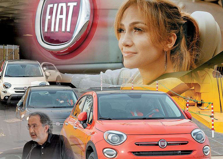Fiat's U.S. dealers, once optimistic, are in the dark on the brand's future