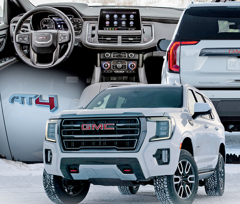 Popular GMC subbrands Denali, AT4 attract more diverse customers
