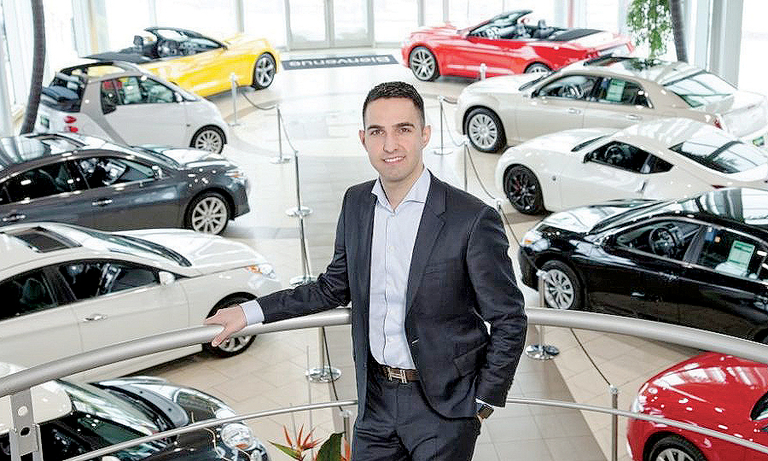 Dealers capitalize on boom in used-vehicle sales