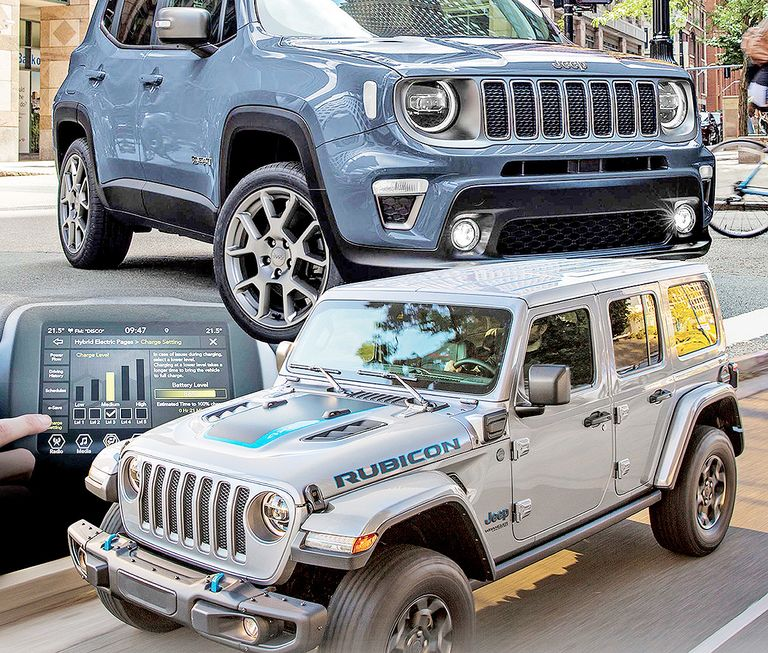 Jeep pitches mean, green machines for worldwide sales