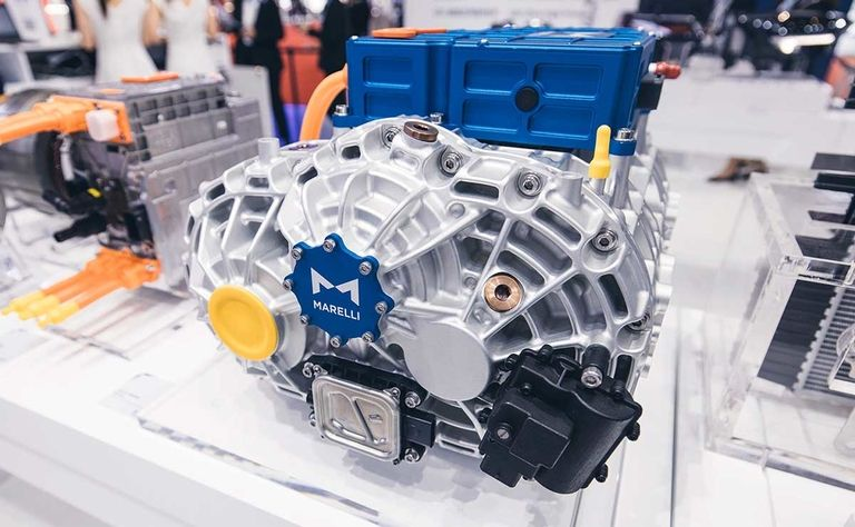 Marelli partners up to play in e-axles