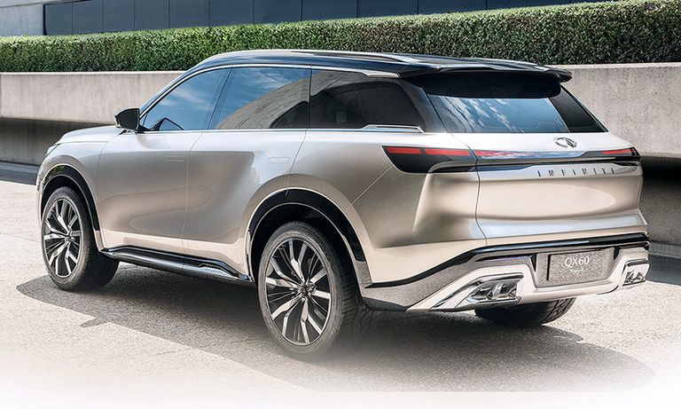 Infiniti QX60 will test 'Nissan-plus' strategy to speed new models