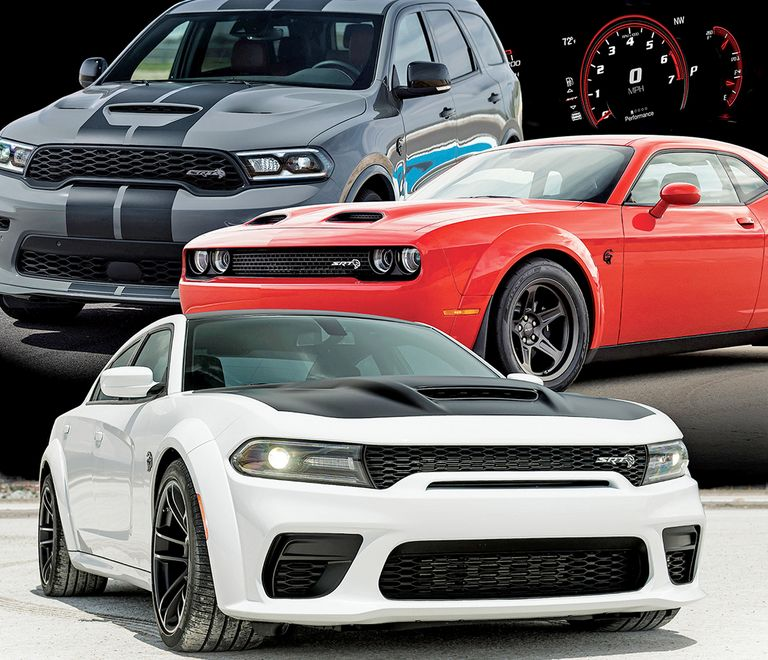 Dodge cuts to its performance core
