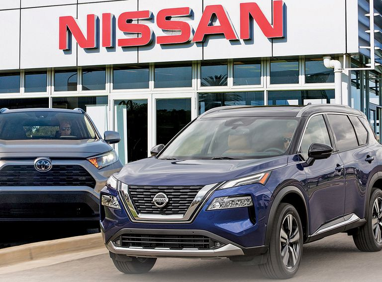Nissan will let customers compare rival RAV4 at dealerships