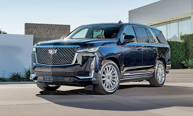 Escalade, EVs pave way for Cadillac dealers