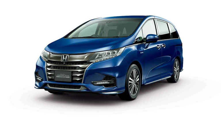 Honda deploys minivans to transport virus patients in Japan